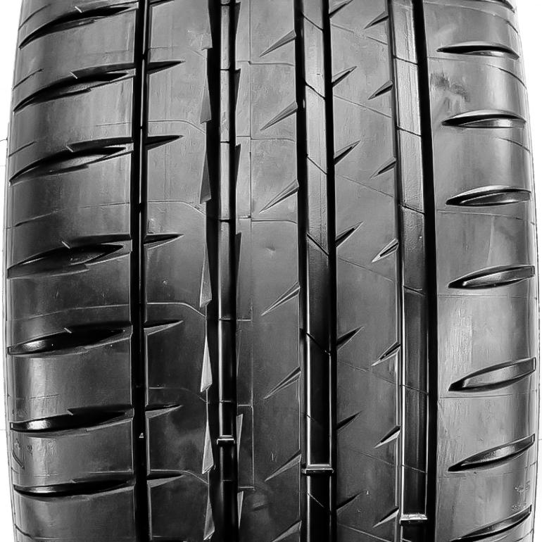 michelin pilot sport 4s 225 40r18 zr 92y take off tire 21 32 ebay. Black Bedroom Furniture Sets. Home Design Ideas