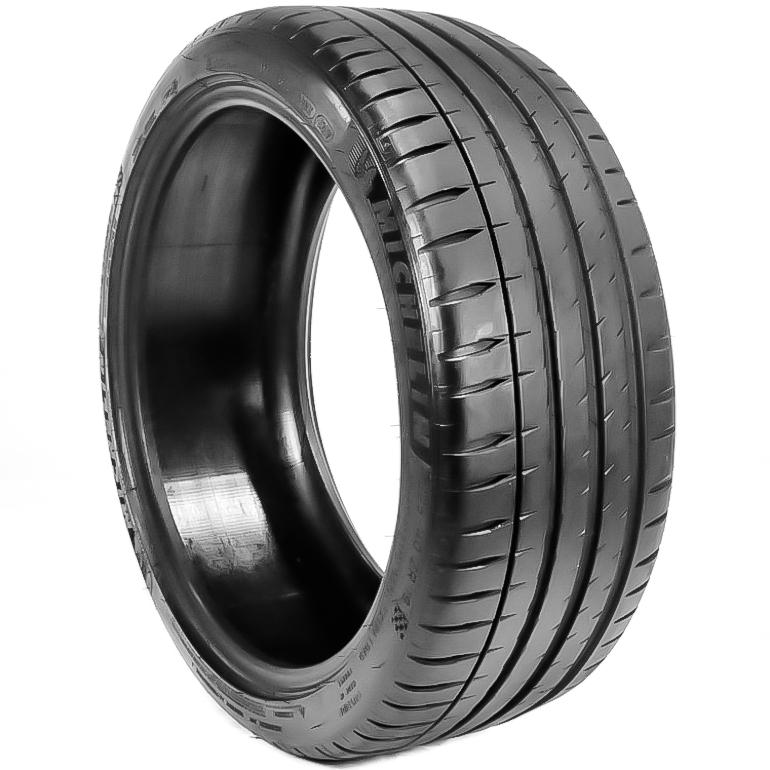 michelin pilot sport 4s 225 40r19 zr 93y used tire 8 9 32 ebay. Black Bedroom Furniture Sets. Home Design Ideas